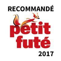 Recommandé Petit futé 2017