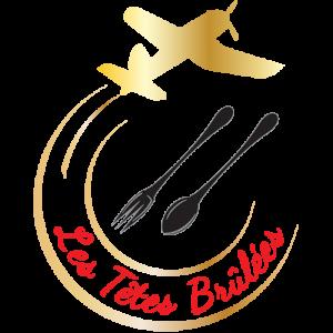 Restaurant Les Têtes Brûlées nouveau logo