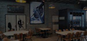 Restaurant Les têtes Brûlées nouvelle salle + Bar à vins